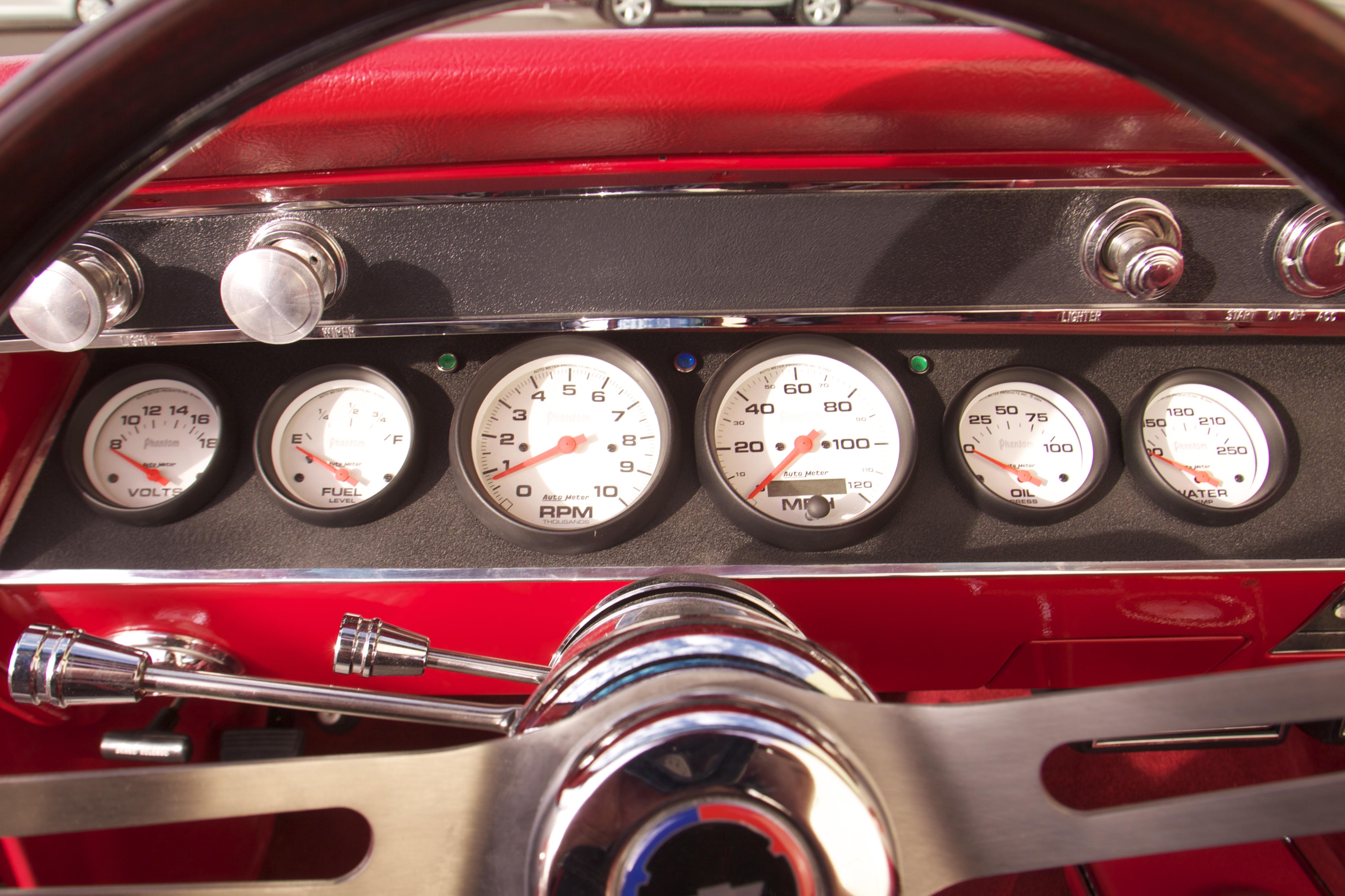 Nancy's 1966 Chevelle - Hot Rods by Dean