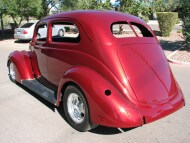 Speed Sports 1937 Ford Slant Back 019