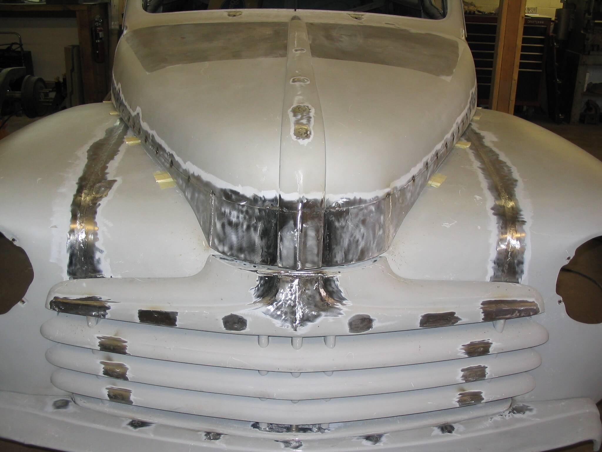 1946 Ford Rear End