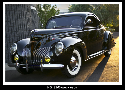 Daves Auto Sales >> Dave's 1939 Lincoln Zephyr - Hot Rods by Dean
