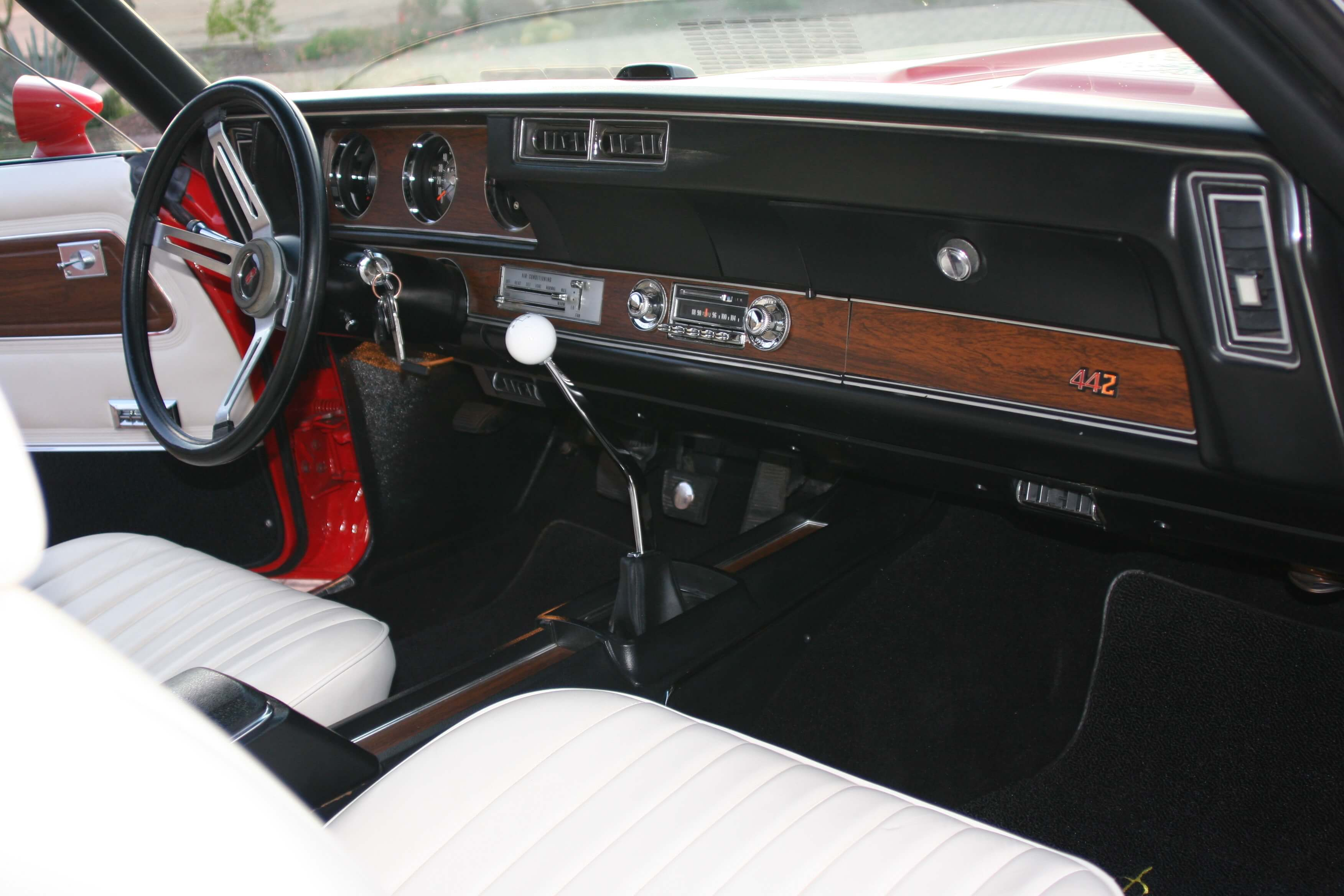 Bob's 1970 olds 442 - Hot Rods by Dean
